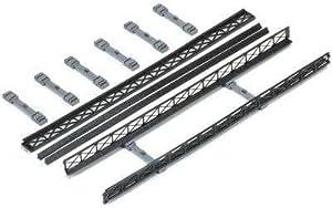 Hornby - Vía para modelismo ferroviario OO Escala 1:76 Hobbies JR660