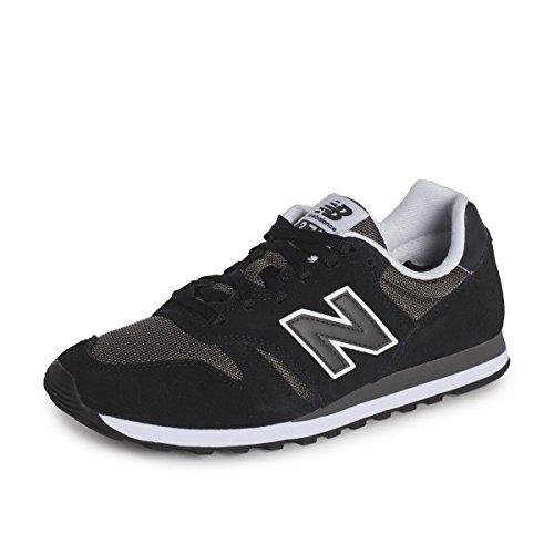 New Balance ML373 D, Baskets mode homme black