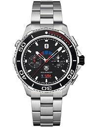 TAG Heuer Aquaracer 500m Calibre 72 Countdown Automatik Chronograph Americas Cup Limited Edition CAK211B.BA0833