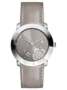 s.Oliver Damen-Armbanduhr Casual XS Analog Quarz Leder SO-2471-LQ