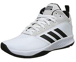 Adidas Mens Ilation 2.0 4E Ftwwht, Cblack, Greone Basketball Shoes-11 UK/India (46 1/9 EU)(DA9871)