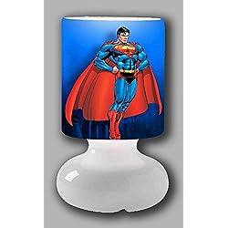 Làmpara de mesa superman