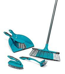 Beldray LA024152 Turquoise 5 Piece Cleaning Set, 9 x 29 x 33 cm