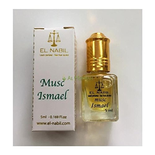 EL NABIL - MUSC ISMAEL 5ml - LOT DE 6