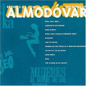 Songs of Almodovar