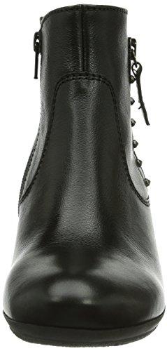 Gabor Shoes 96.662.67 Damen Kurzschaft Stiefel Schwarz (schwarz (Micro))