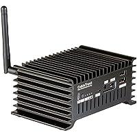 Web Server, corpo in metallo, con SSD o HDD, WLAN, preconfigurati, Linux con database e server web, pronto all' uso nero nero 1 TB HDD Seagate Mobile