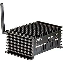 nextcl Oud Server, Home de nube con efecto de ahorro de energía (5V, 2A), potente Gracias a Cubietruck, carcasa de metal, incluye SSD, incluye WLAN, preconfiguradas con el nuevo nextcl Oud, listo negro negro 480 GB SSD SanDisk Ultra II