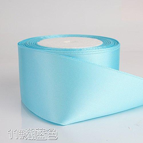 Tianzhensuiyue@ 5pcs/set Länge 22 cm Breite 5 cm Breite Ribbon Ribbon Ribbon Ribbon Ribbon, Lang 22 Cm Breit 5 Cm See Blau 11. (See-brautstrauß)