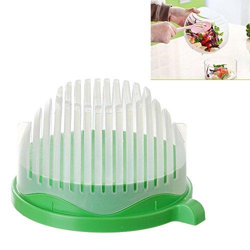 60Second insalatiera cutter Kitchen gadget Tools tritatutto, cutter rapido insalata Maker chopper