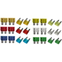 Car Electical Spare Emergency Travel Fuse Box Fuses Blade An Spade For Citroen