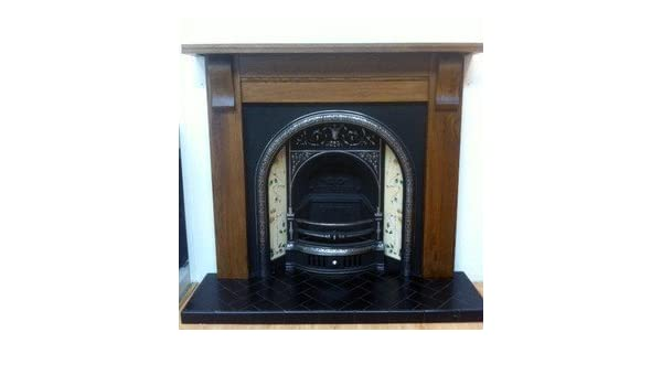 Oak mantel belfast