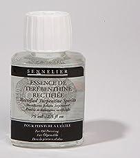 Sennelier Rectified turpentine spirits 75 ml