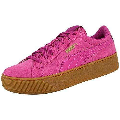 Puma VIKKY PLATFORM Wildleder Damen Sneakers Schuhe SoftFoam Neu