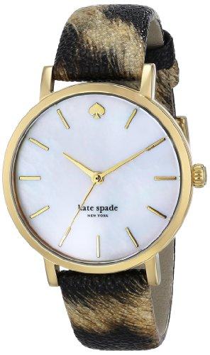 Kate Spade Metro Analog Mother of Pearl Dial Femme Montre #1YRU0485