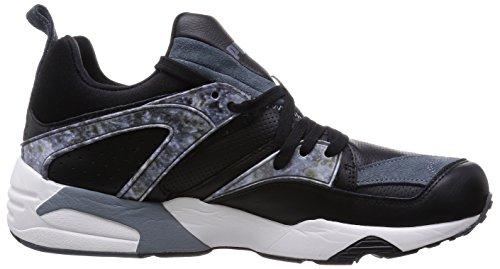 PUMA Blaze of Glory Marble Schuhe Herren Sneaker Turnschuhe Schwarz 358517 02 Schwarz YTKswXAC