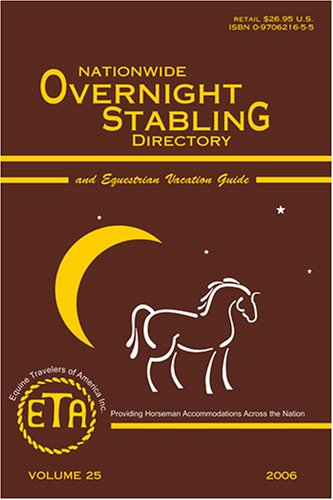 nationwide-overnight-stabling-directory-equestrian-vacation-guide-paperbac