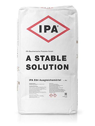 IPA E64 Ausgleichsmörtel
