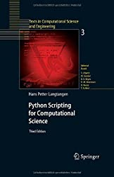 Python Scripting for Computational Science (Texts in Computational Science and Engineering)