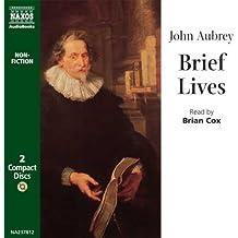 Brief Lives (Classic Nonfiction)