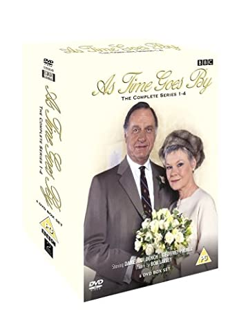 As Time Goes By - Complete Series 1-4 [DVD]