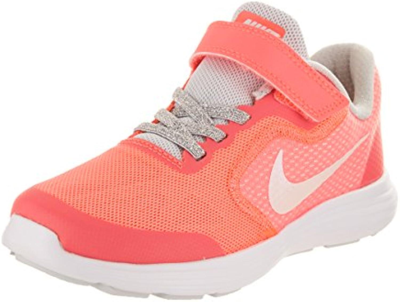 Nike Revolution 3 Se (Psv)   lava glow/white pure platinum