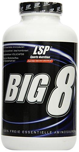LSP Big 8 300 Kapseln, 1er Pack (1 x 357 g)