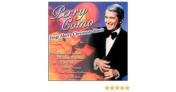 Perry Como Sings Merry Christmas Songs: Amazon.co.uk: Music