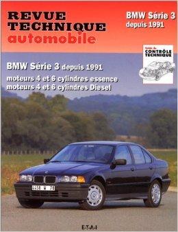 Revue technique automobile, n° 725 : BMW série 3 depuis 1991, Moteurs 4 et 6 cylindres essence, moteurs 4 et 6 cylindres diesel de Collectif ( 29 mai 1997 )