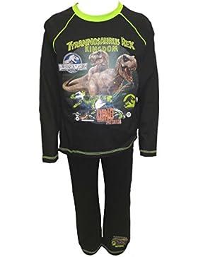 Jurassic World - Pijama dos piezas - para niño