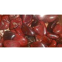 gebohrt Brekzien Jaspis rot Trommelsteinen, groß preisvergleich bei billige-tabletten.eu