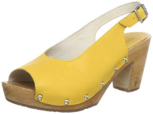 Aces Of London - Vit 120044, Bailarinas Amarillas Para Mujeres (gelb (amarillo Suave))