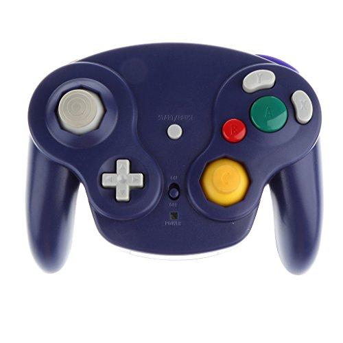 Controller Kostüm Wii - D DOLITY Ddolity Gamepad für Nintendo Wii U kabellos