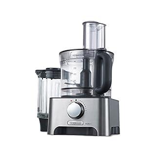Kenwood-FDM786BA-Kchenmaschine-Pyrex-Gratis-1000-W-3-l-silber