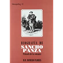 Biografia de Sancho panza