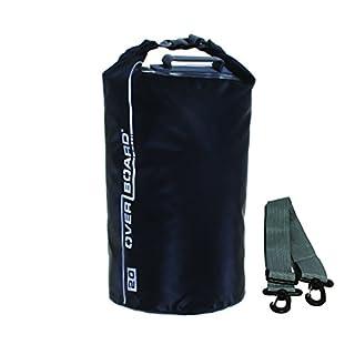Overboard Dry Tube wasserdichte Tasche mit langem, verstellbarem Schultergurt für Boot und Kajak, Angeln, Rafting, Schwimmen, Camping und Snowboarden