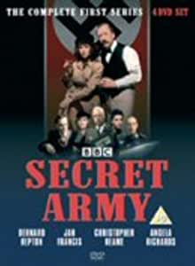 Secret Army: The Complete First Series [DVD] [1977]