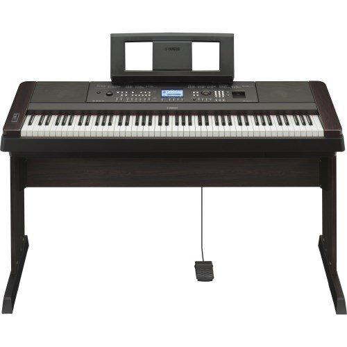 Yamaha-DGX-650B-Set