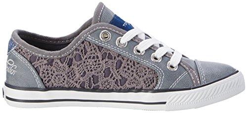 Tom Tailor - 2771303, Pantofole Bambina Blau (Blue)