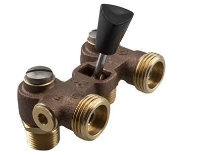 WATTS BRASS & TUBULAR - Washing Machine Shut-Off Valve