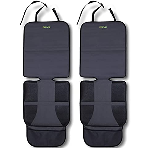 Car Seat Protector (2-Pack) by Drive Auto Products - Best