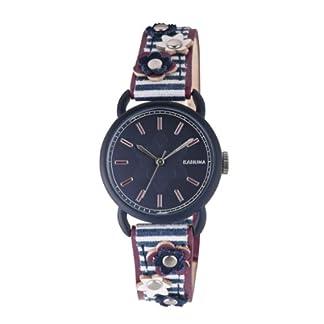 Kahuna KLS-0286L – Reloj de cuarzo para mujer, con correa de cuero, color