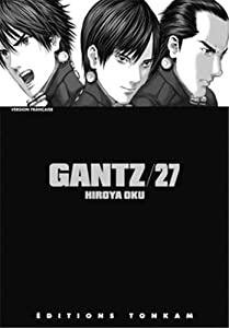 Gantz Edition simple Tome 27