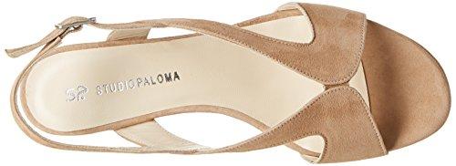 Studio Paloma19511 - Sandali Donna Marrone (Marron (Ante Brandy))