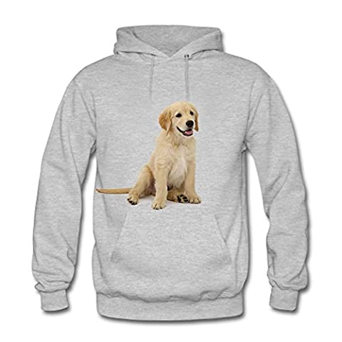 Men's Hoodies Funny Cute Dog/Puppy Ugly Printed Fashion Cotton Long Sleeve Adult Casual Hooded Pullover Sweatshirt Gary M