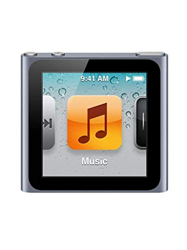 Apple Ipod Nano 6. Generation Grau 6G Silber 8GB Apple Ipod Nano 8 Gb