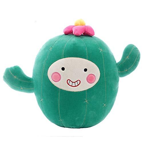 50 cm, weiches Baby Spielzeug, Smiley Cartoon Kaktus Puppe Puppen Kinderkissen Kissen Kissen Lebensechte Dekoration Dekor Weiche Geschenke Kinder Weihnachten Sofa Kuscheltiere Niedlichen Geburtstag