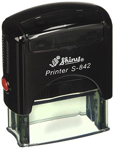 Shiny S-842 Timbro, 14 x 38 mm, Blu