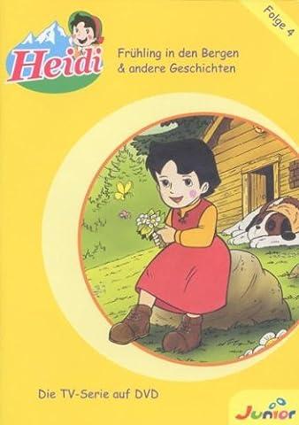 Heidi - DVD 04: Frühling in den Bergen & andere Geschichten