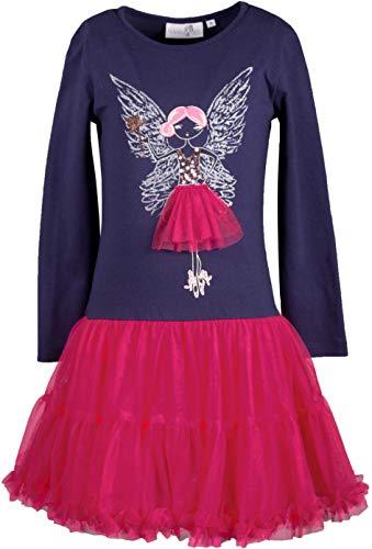 Happy Girls Mädchen Kleid Peticoat Ballerina 983107 (104)